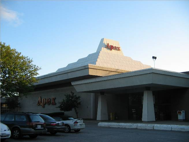 Apex Department Store in Pawtucket, Rhode Island