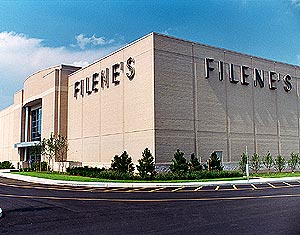 Filene's Department Store
