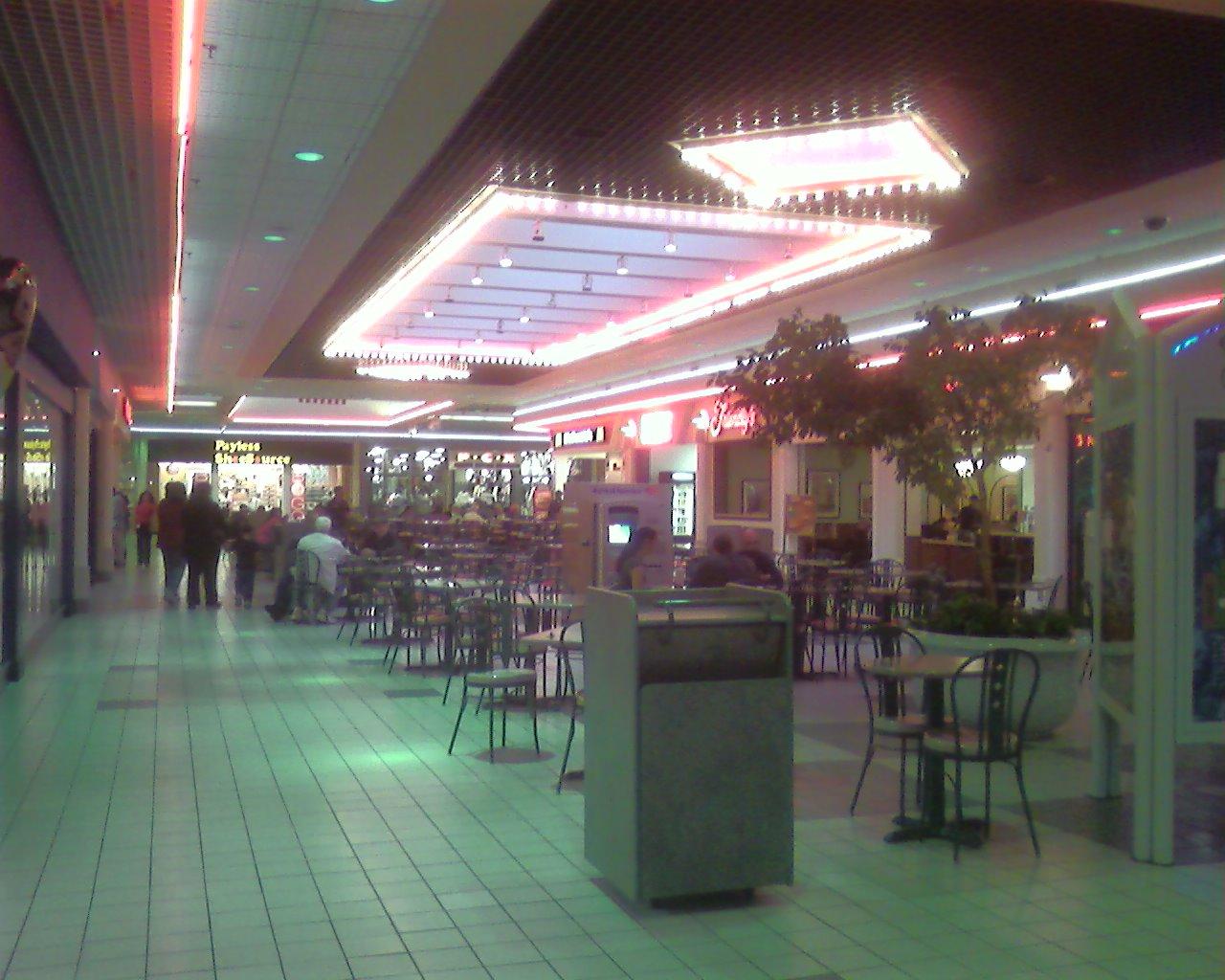 Albertville Outlet Mall Food Court