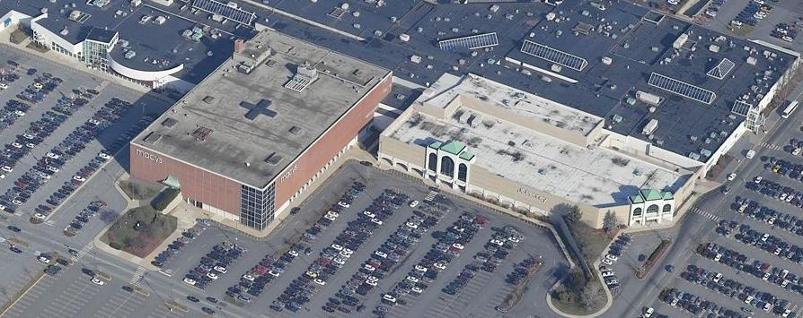 The Macy's at Northshore Mall in Peabody, Massachusetts is being divested