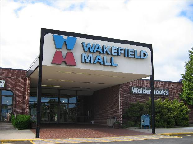 Wakefield Mall in South Kingstown, RI