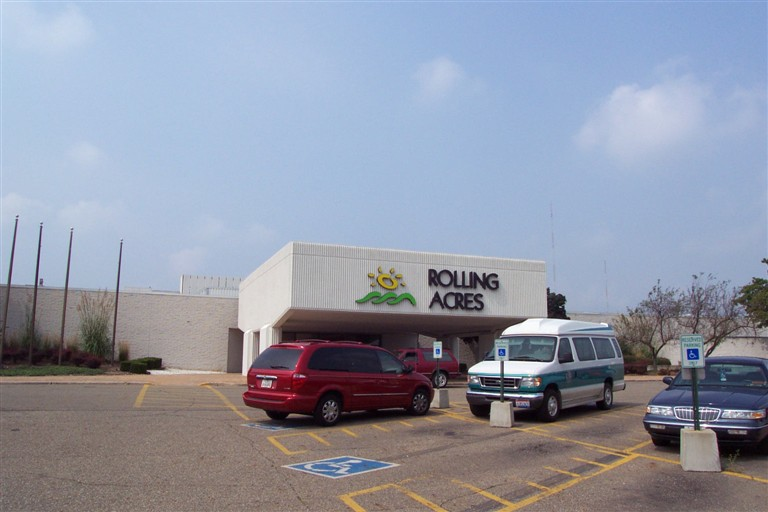 Rolling Acres Mall in Akron, OH