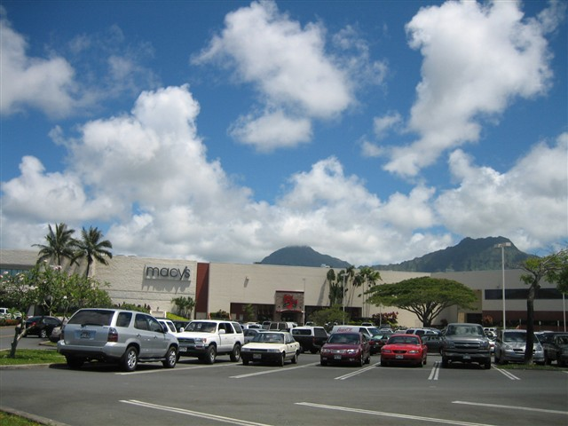 Windward Mall Macy's in Kaneohe, HI