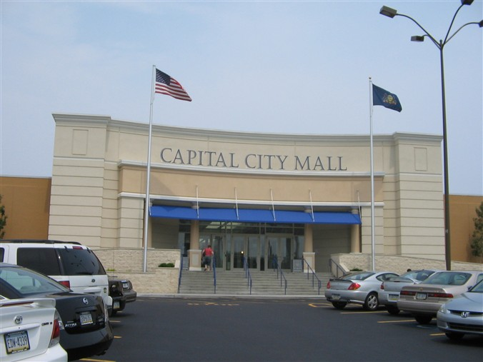 Capital City Mall near Harrisburg, PA