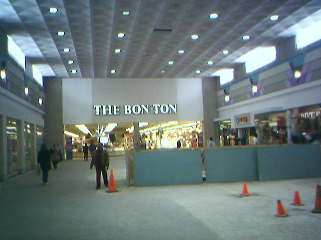 The Bon Ton at the Eastern Hills Mall in Williamsville, NY
