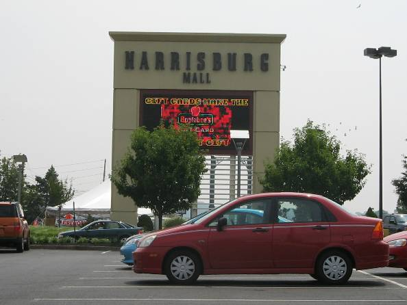 Harrisburg Mall in Harrisburg, Pennsylvania