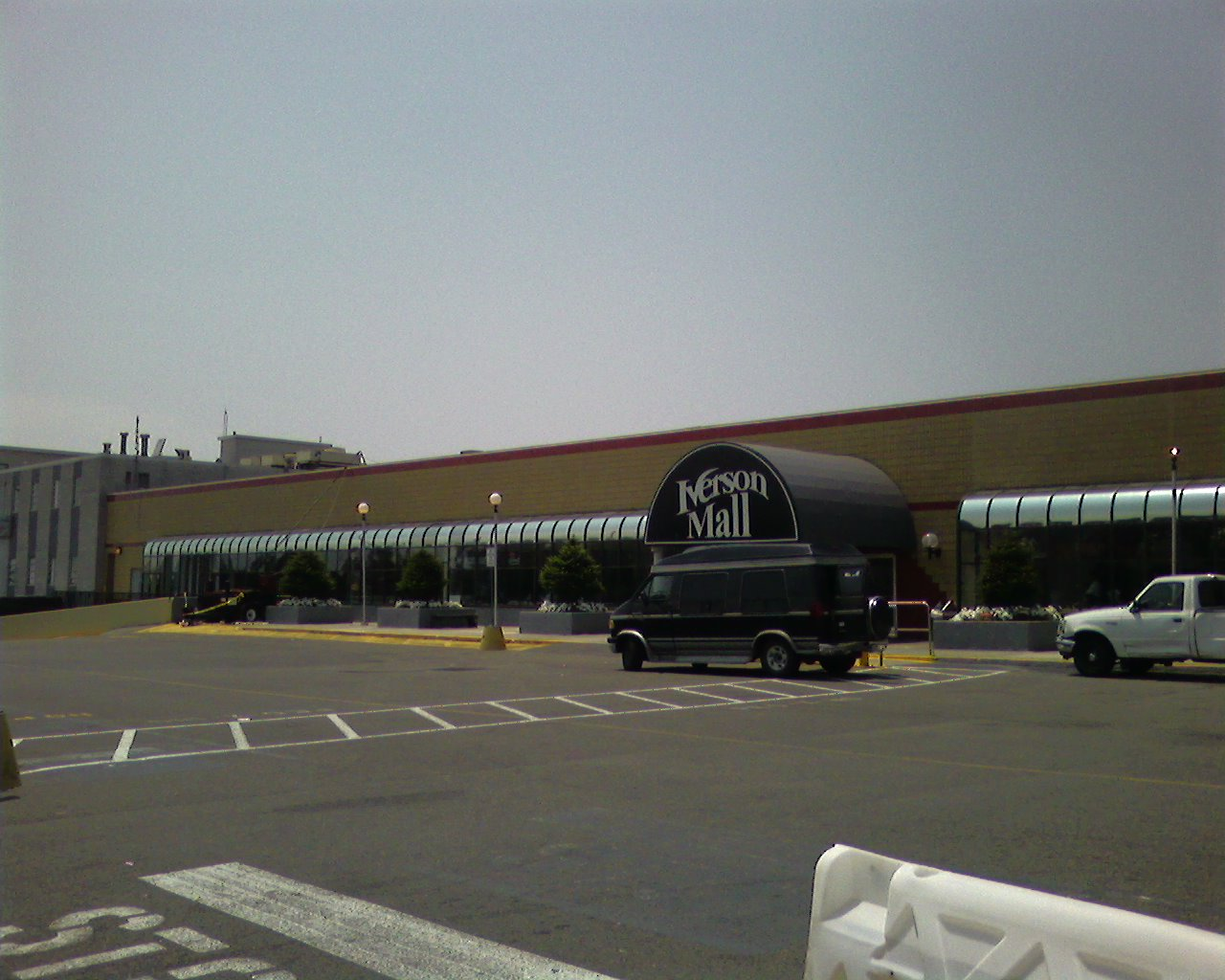 Iverson Mall in Hillcrest Heights, MD