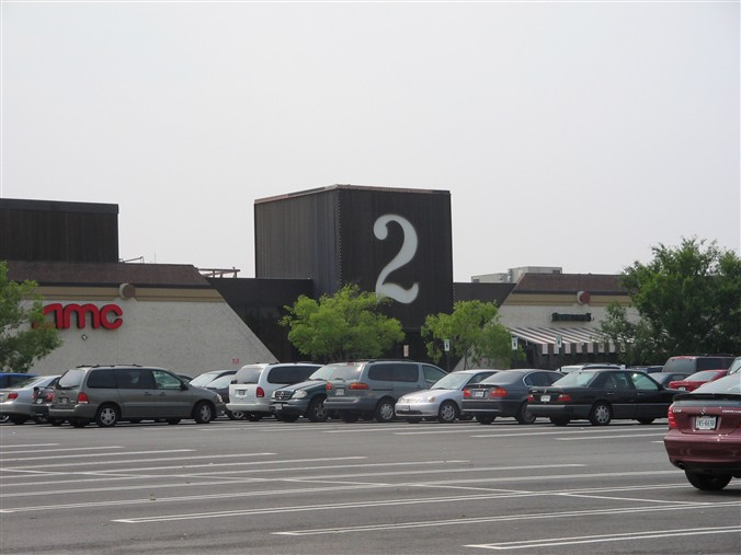 Springfield Mall in Springfield, Virginia