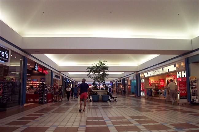Garden City Shopping Centre In Winnipeg, ...