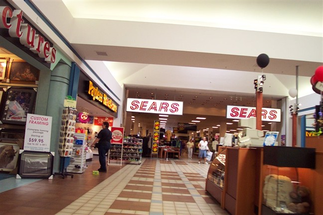 Amazing Garden City Shopping Centre Sears In Winnipeg, ...