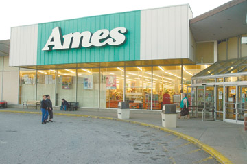 Former Ames in Middletown, Rhode Island