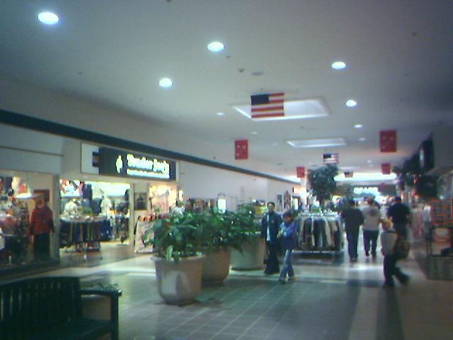 Aroostook Centre Mall; Presque Isle, Maine | Labelscar