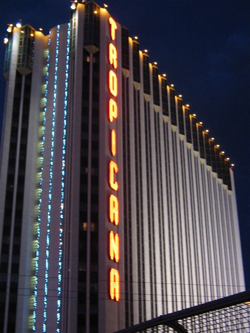 Tropicana Hotel and Casino in Las Vegas, NV