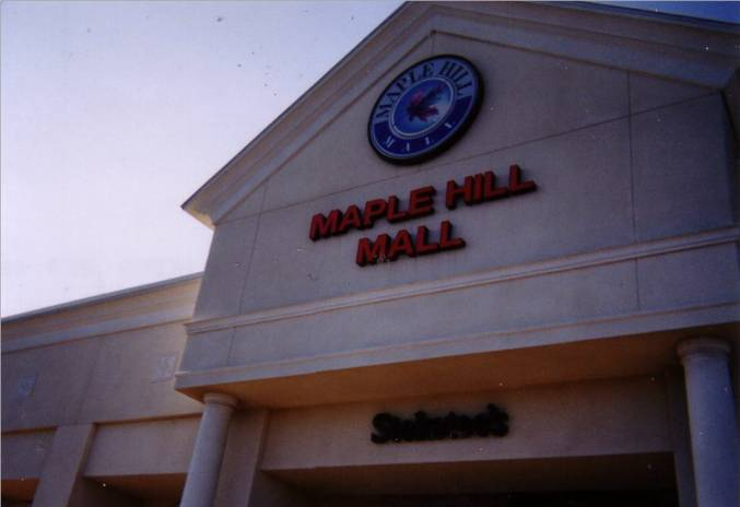 Maple Hill Mall in Kalamazoo, Michigan