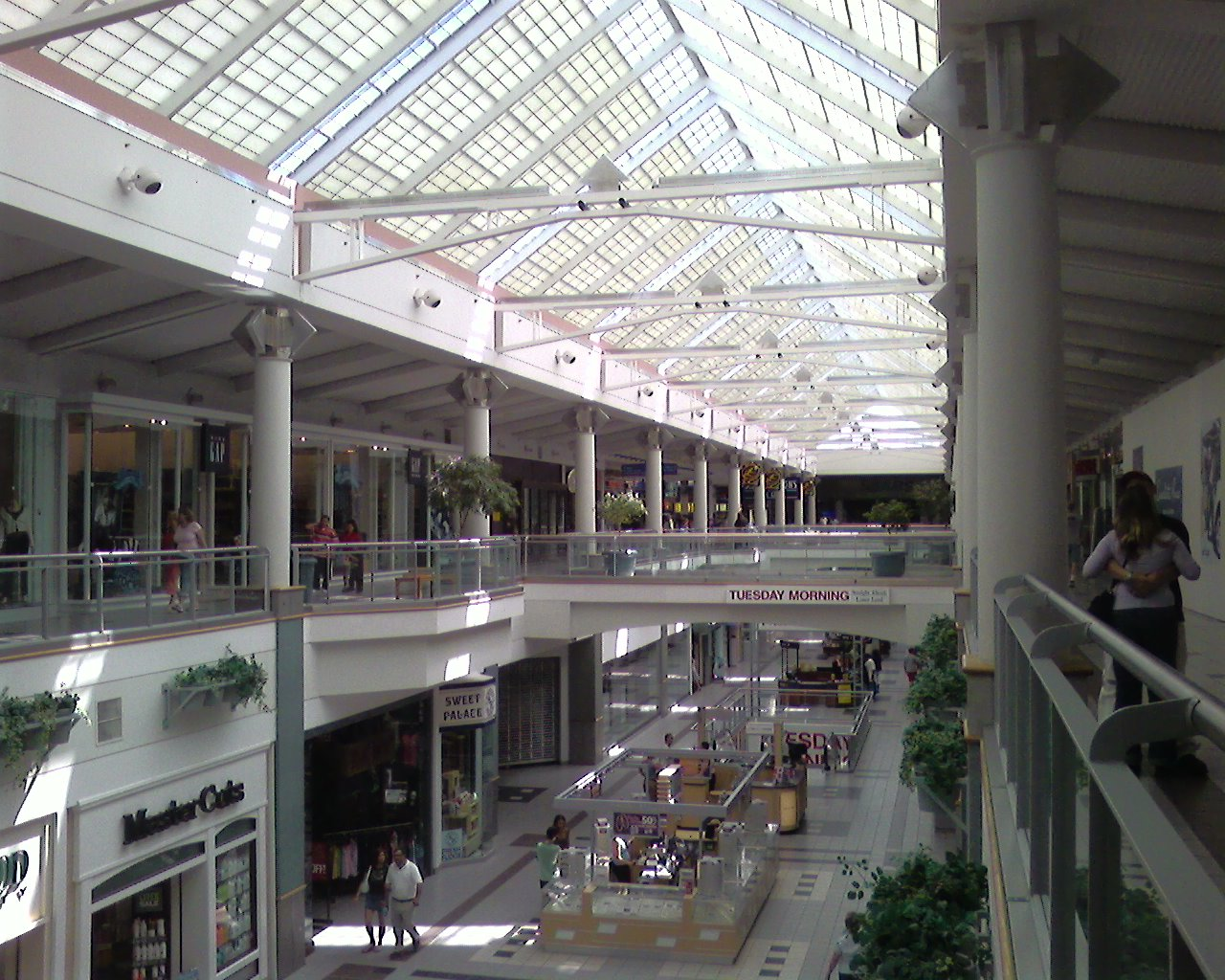 Silver City Galleria in Taunton, MA