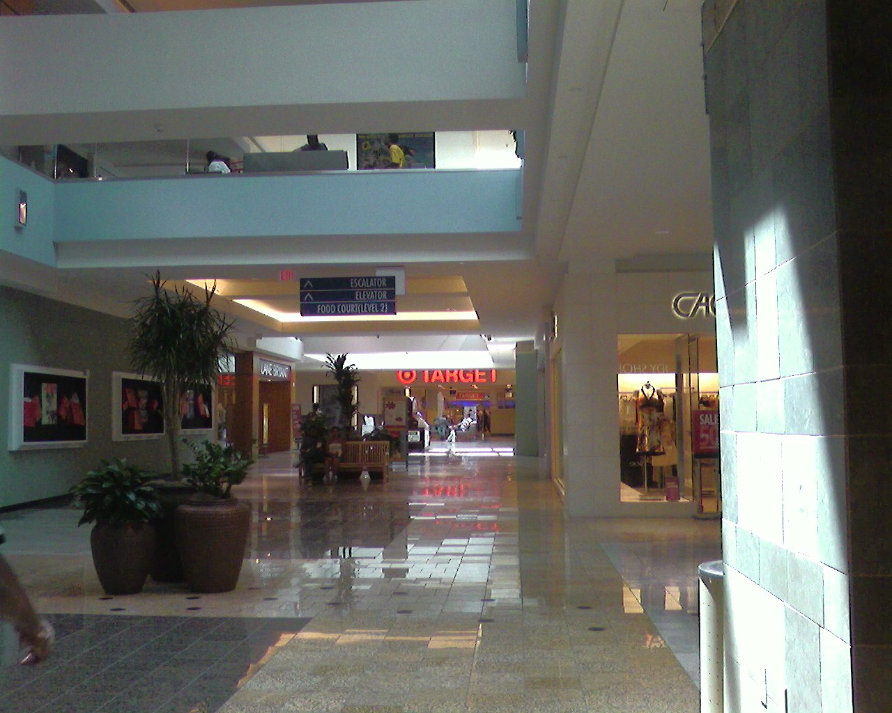 Westfield Shoppingtown Wheaton Mall in Wheaton, Maryland