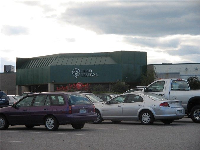 Fox Run Mall in Newington, New Hampshire