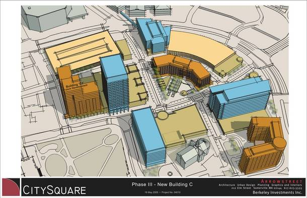 Future CitySquare configuration