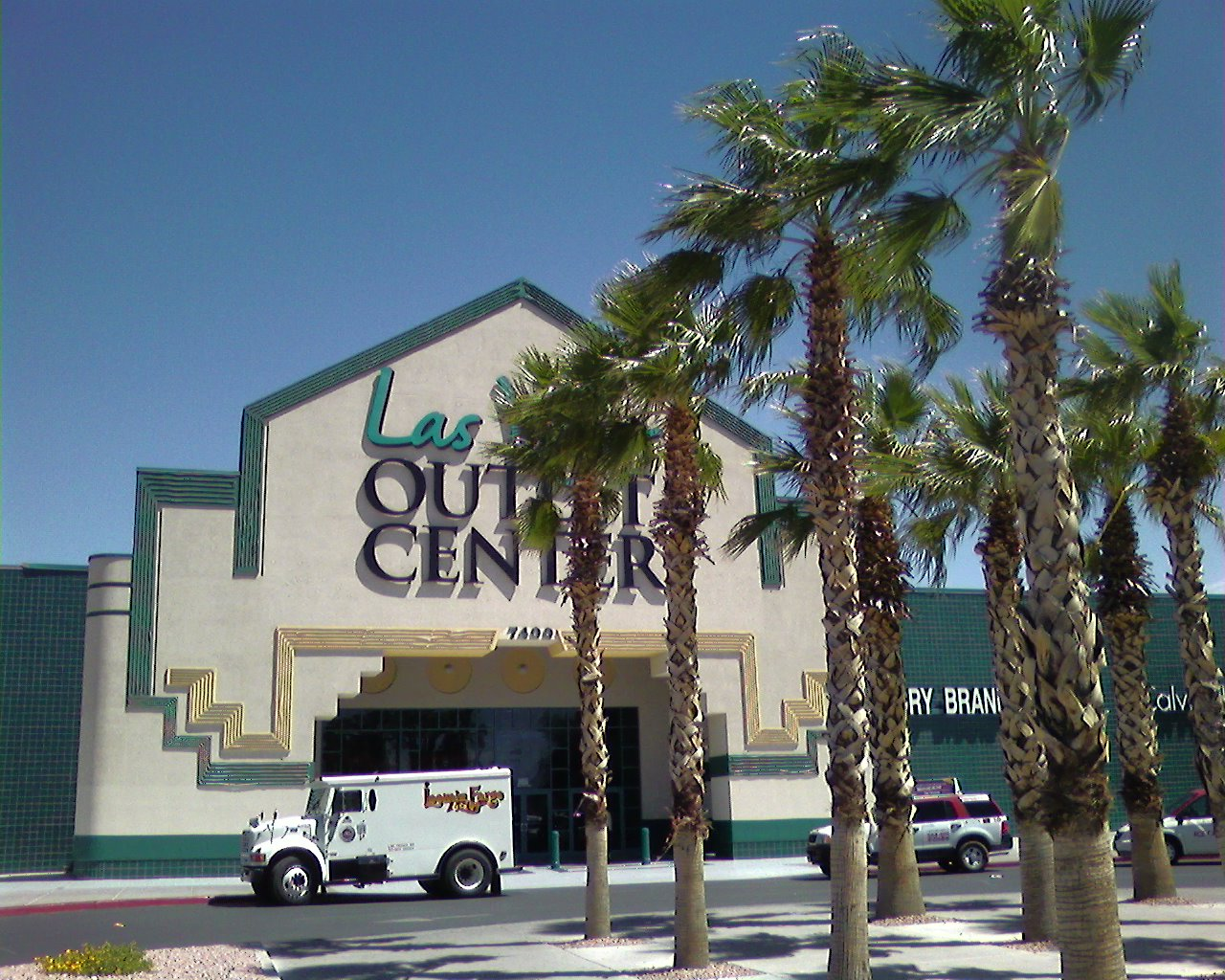 Las Vegas Outlet Center in Las Vegas, NV