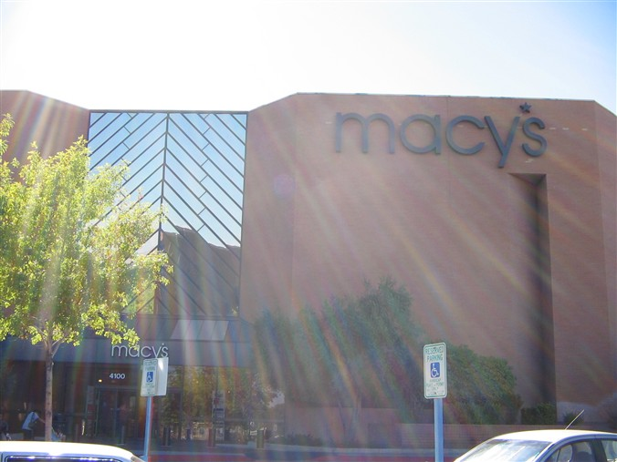 Macy's store at Meadows Mall in Las Vegas, Nevada