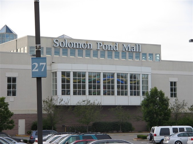 Solomon Pond Mall in Marlborough, MA