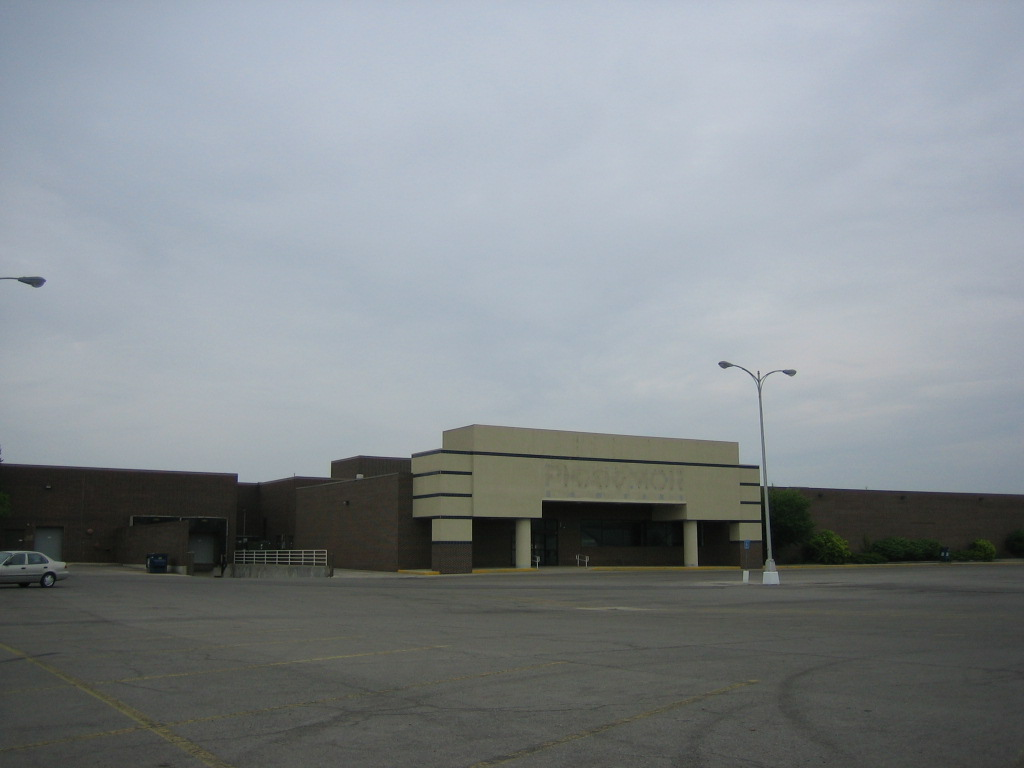 Fort Wayne Mall >> Labelscar: The Retail History BlogAmerican Mall; Lima ...
