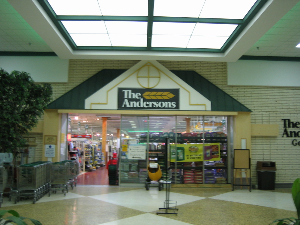 ... OH American Mall The Andersons In Lima, OH