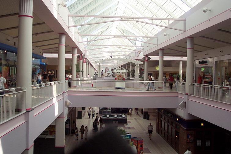 Labelscar: The Retail History BlogCrossgates Mall