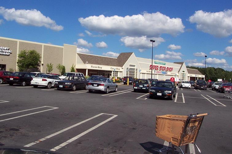 Large Mall Rhode Island