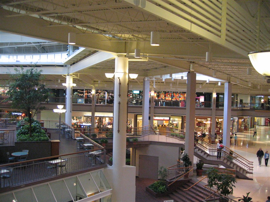 Randhurst Mall in Mount Prospect, IL