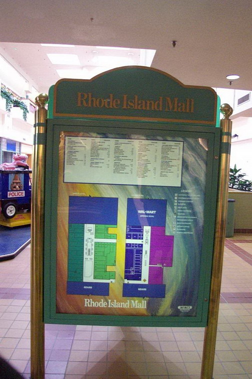 Labelscar: The Retail History BlogRhode Island Mall; Warwick, Rhode ...