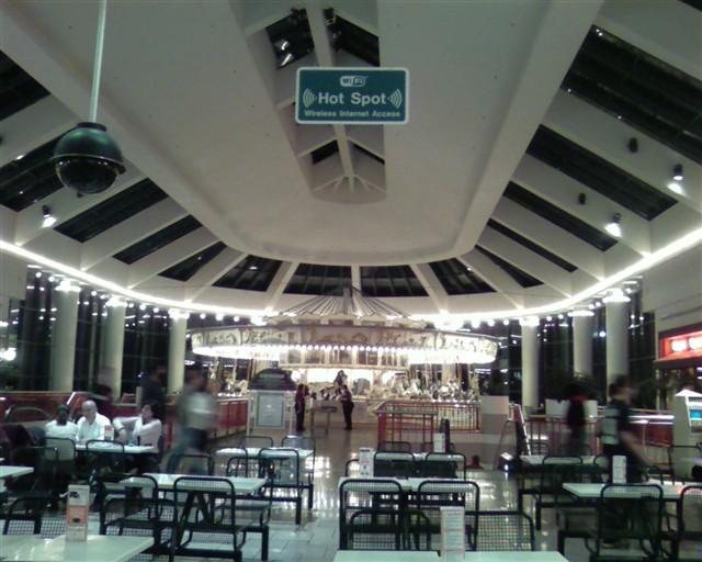 Carousel Center Mall in Syracuse, New York