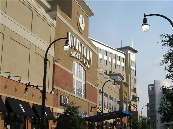 Downtown Silver Spring in Silver Spring, MD