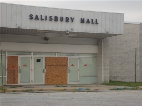Salisbury Mall in Salisbury, MD