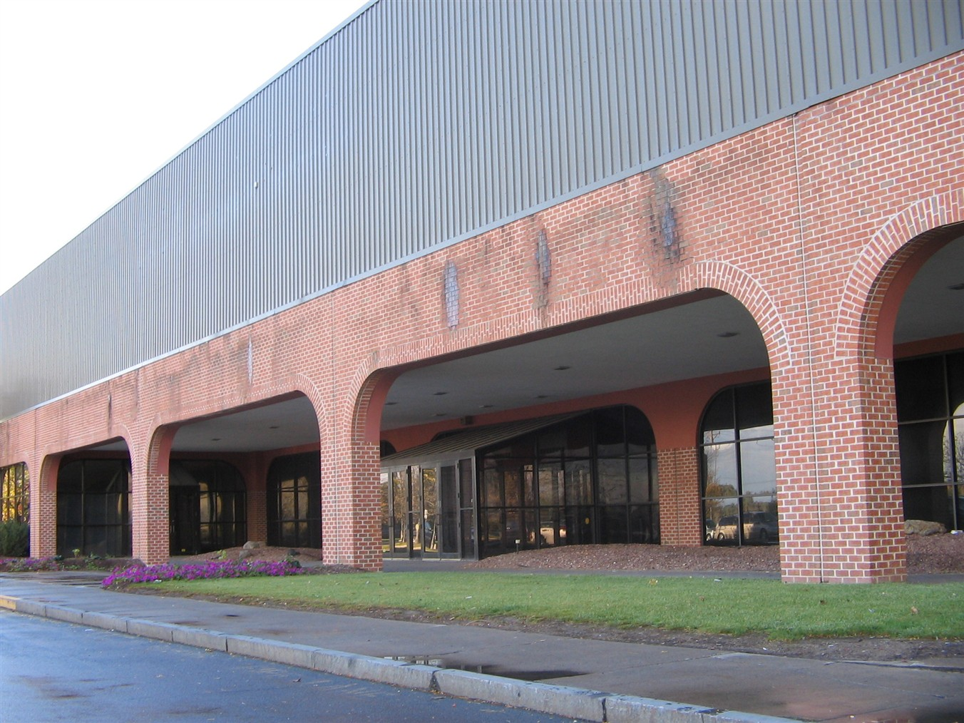 Former Bon Ton store at Shoppingtown Mall in DeWitt, New York