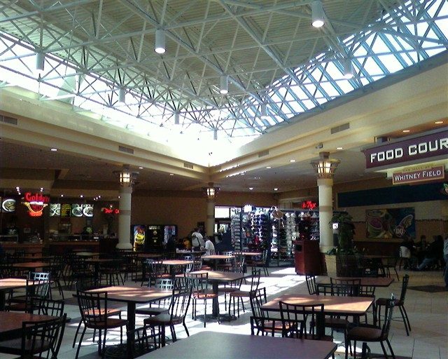 Mall at Whitney Field (Searstown Mall) in Leominster, MA