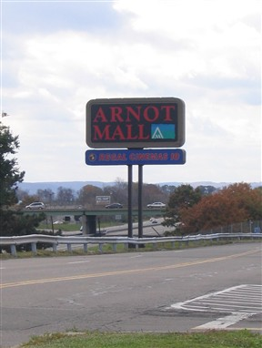 Arnot Mall in Horseheads, NY