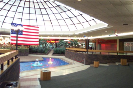 Center Court at Southwyck Mall in Toledo, OH