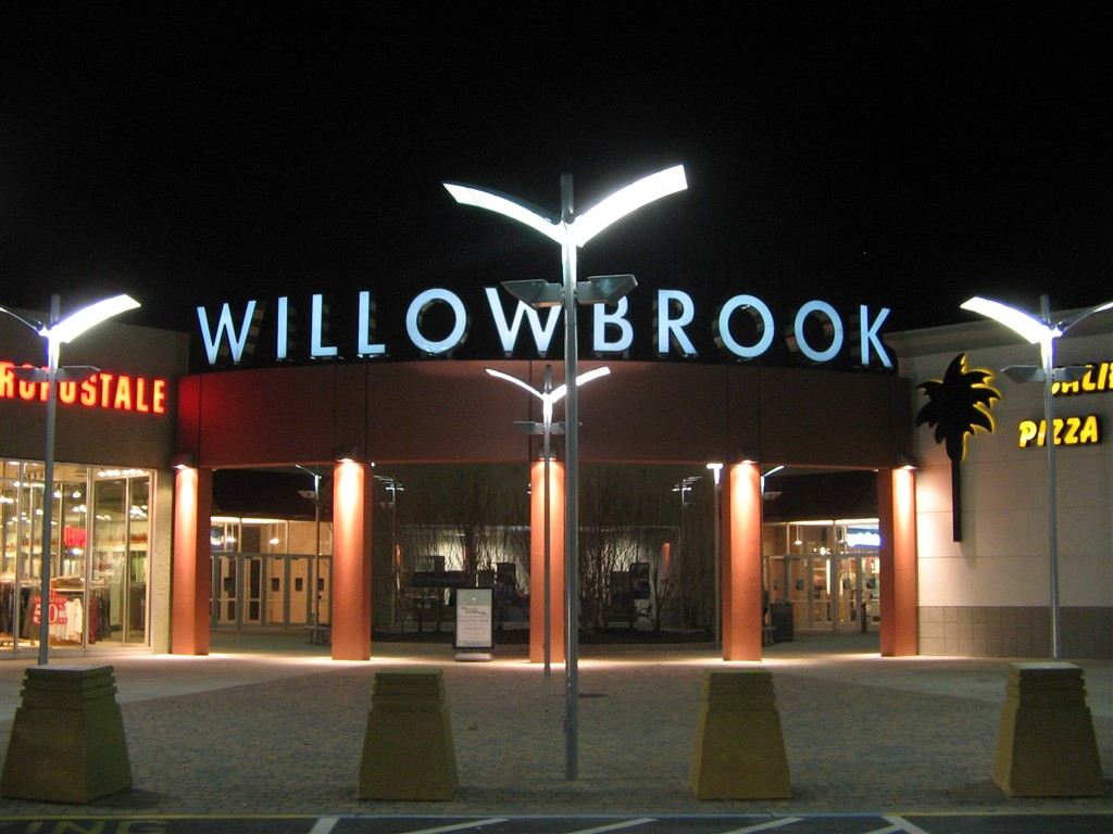 Willowbrook Mall in Wayne, New Jersey
