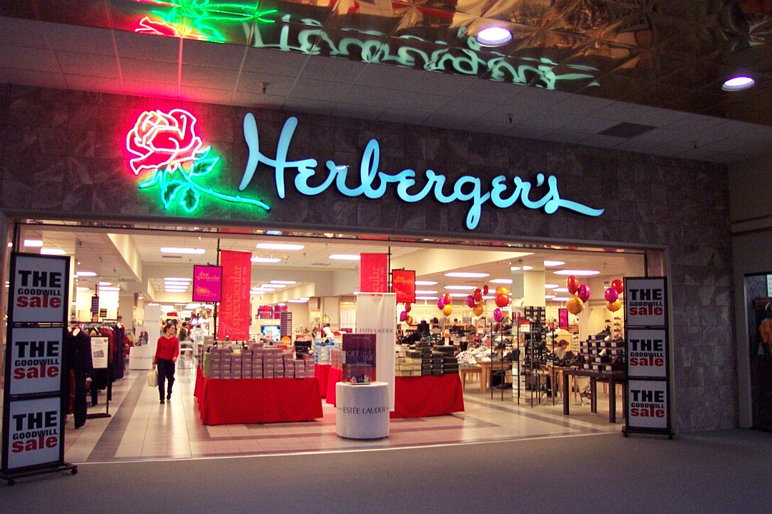 Northbridge Mall Herberger's in Albert Lea, MN