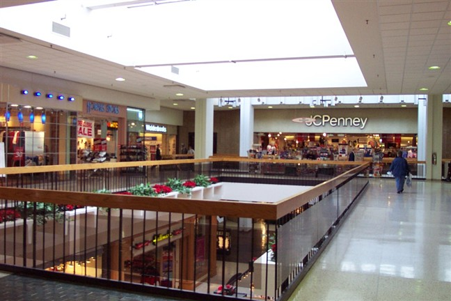 Northwoods Mall is a 2-level mall anchored by Macy's, JCPenney, and Sears. The mall features more than 90 specialty stores, including Gap, Hollister, The Buckle, Wet Seal, and The Children's Place.