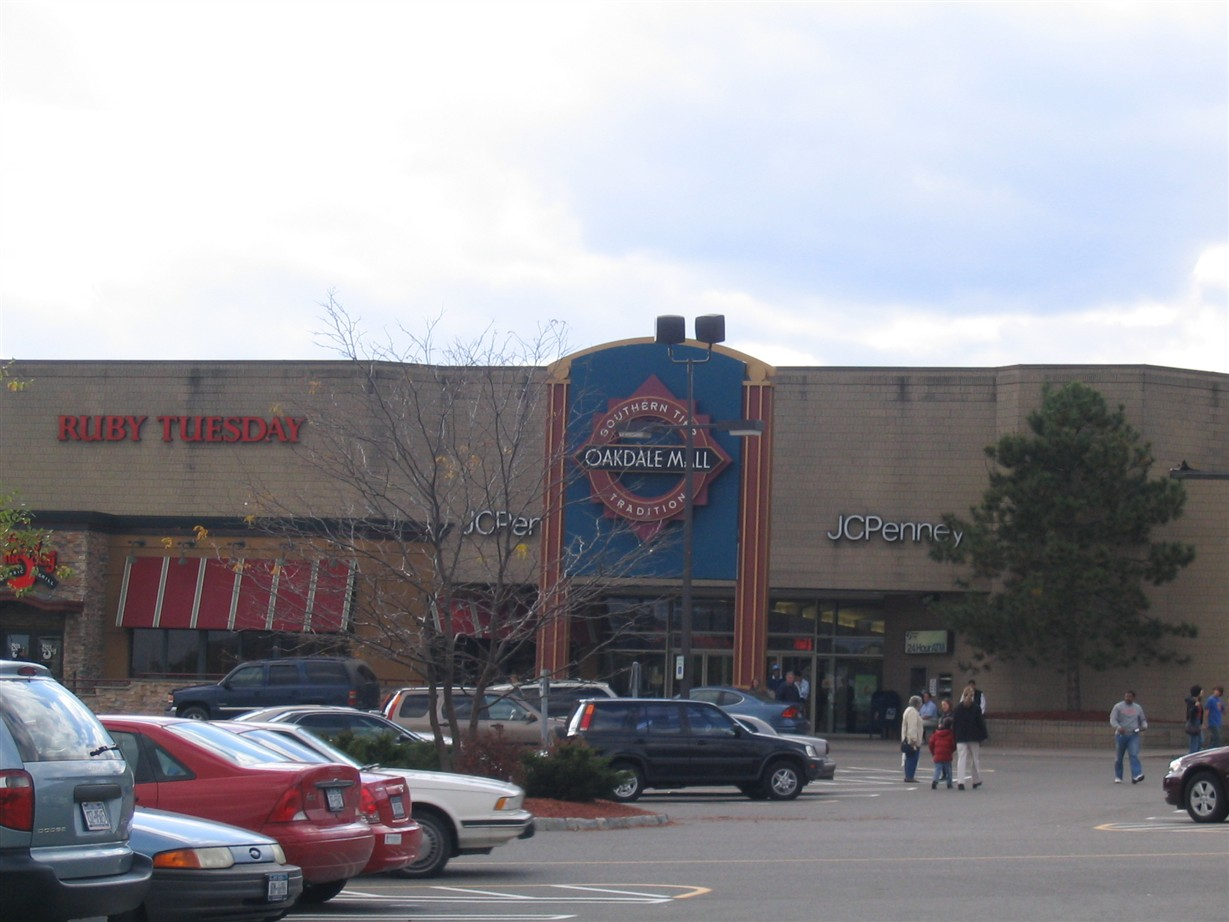 Oakdale Mall in Binghamton, NY