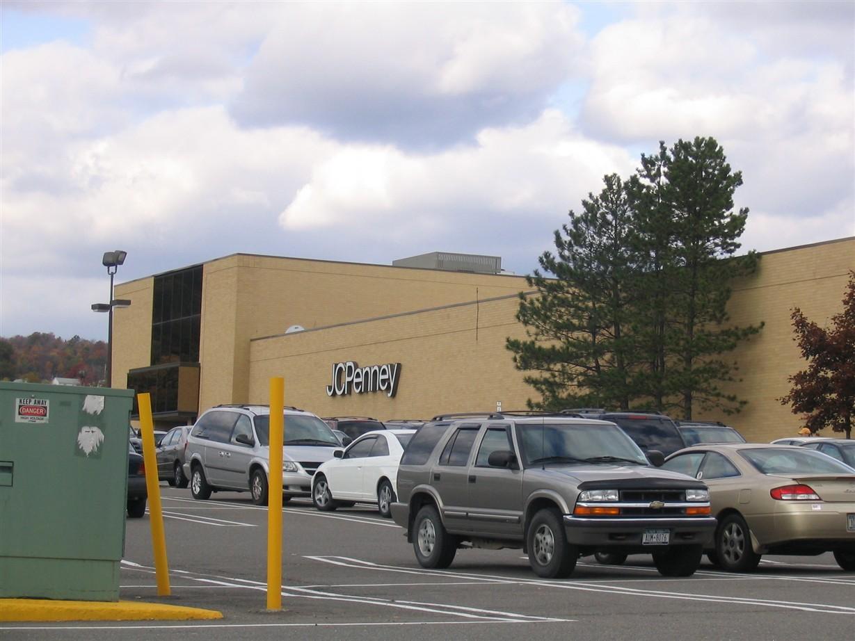 Oakdale Mall Johnson City Binghamton New York Labelscar