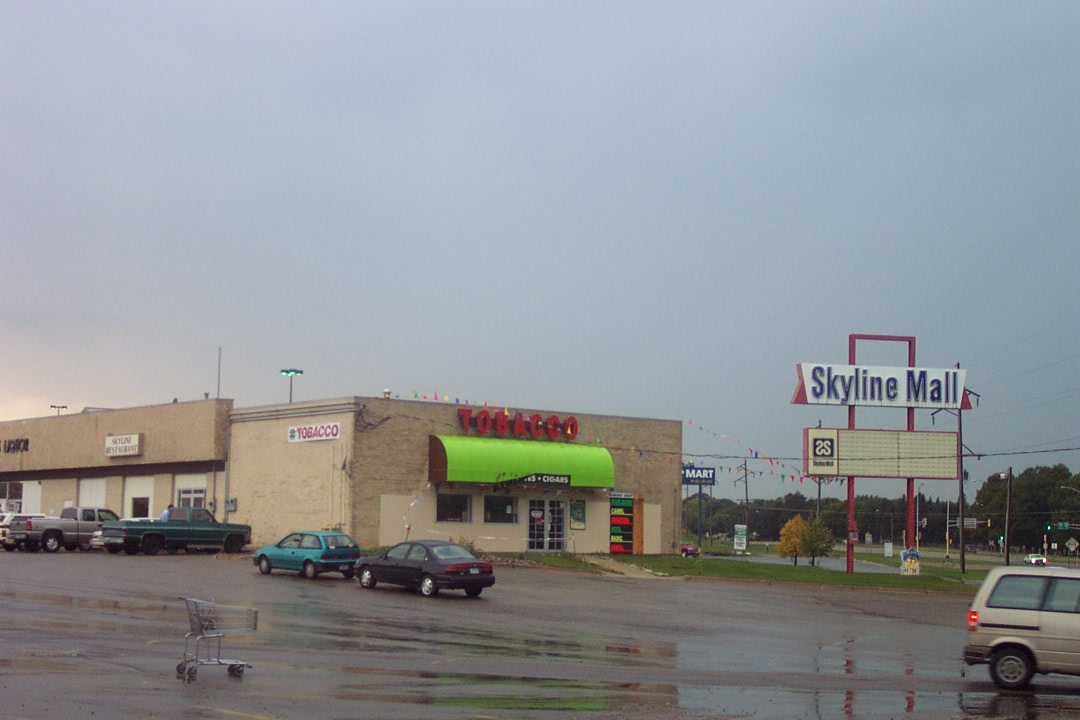Skyline Mall in Albert Lea, MN