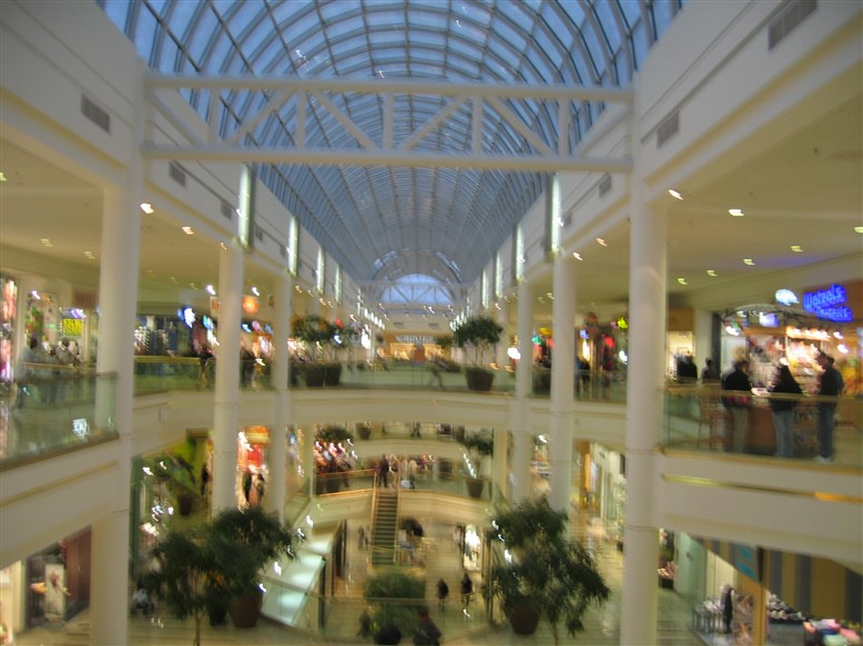 South Bay Galleria, formerly named Galleria at South Bay, is a mall in Redondo Beach outside of Los Angeles, California. It is anchored by Macy's, Mervyns(now closed) and Nordstrom, as well as a screen AMC Theatres multiplex.