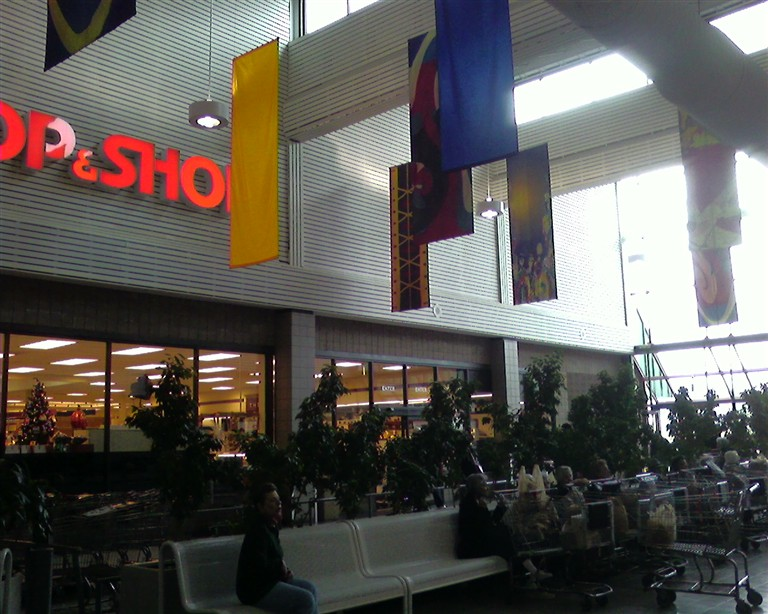 Labelscar The Retail History Blogthe Mall At Mill Creek Secaucus