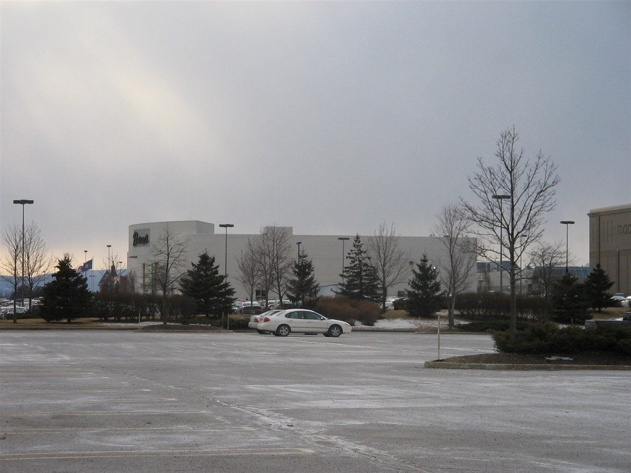 Boscov's (former Steinbach) at Colonie Center in Colonie, New York