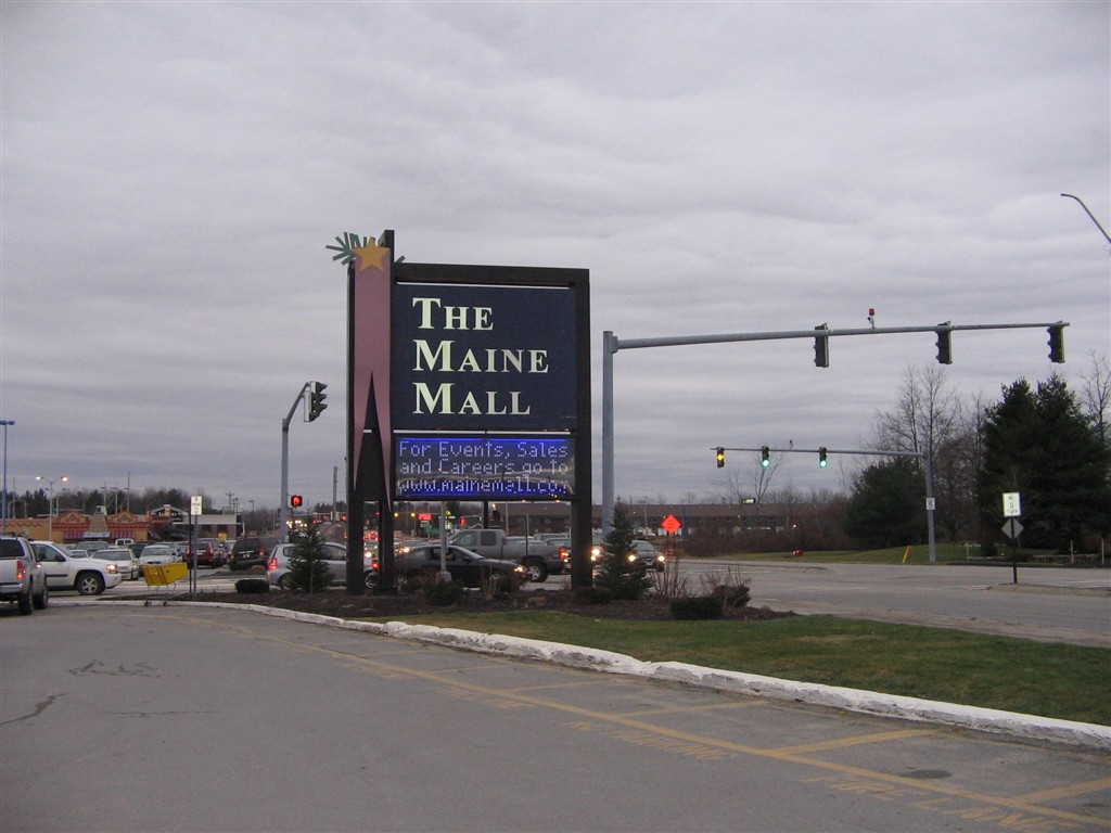 Labelscar: The Retail History BlogThe Maine Mall