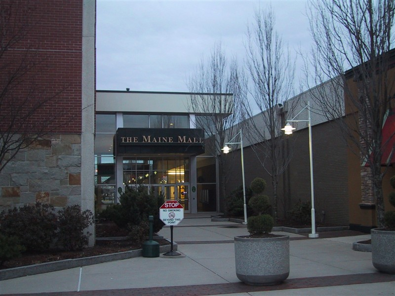 Maine Mall in South Portland, Maine