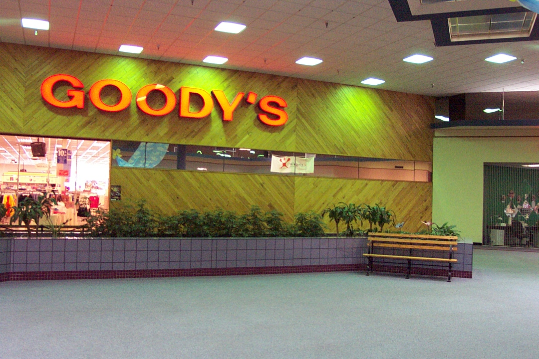 Clothes stores Goodys clothing stores